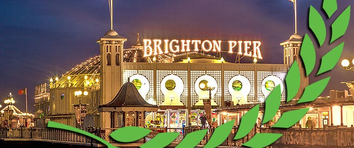 BCPC Congress 2017 - Brighton Pier